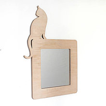 Zrkadlá - Zrkadlo s mickou 1 - 7817710_