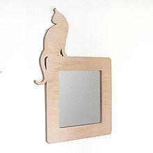 Zrkadlá - Zrkadlo s mickou - 7817710_