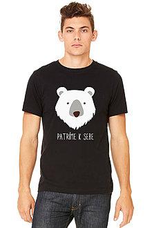 Oblečenie - Pánske tričko MEDVEĎ - 7817311_