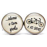 Šperky - Ideme v tom spolu + bicykel - 7819292_