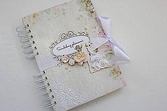 Papiernictvo - Svadobný plánovač III. - 7817093_