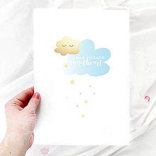 Obrázky - Artprint // Goodnight Sweetheart - 7816779_