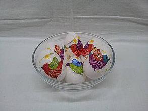 Dekorácie - veľkonočné vajíčka - 7818004_