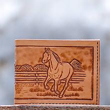 Peňaženky - Praktická peňaženka - Country - 7819452_