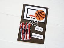 Papiernictvo - pohľadnica k narodeninám na želanie - 7820008_