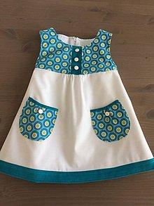 Detské oblečenie - Jarné šatočky V - 92 - 7820818_