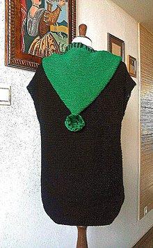 """Iné oblečenie - """"vestičkový kapucníček..."""" - 7823257_"""