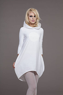 Šaty - FNDLK mikinošaty šaty 142w SVqLH - 7821600_