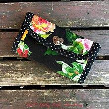 Peňaženky - Peňaženka Rose Divine - 7821503_
