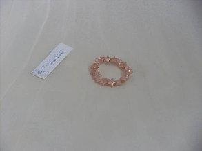 Náramky - Hviezdičkový náramok - 7823066_