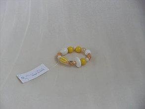 Náramky - Veselý detský náramok - 7823069_