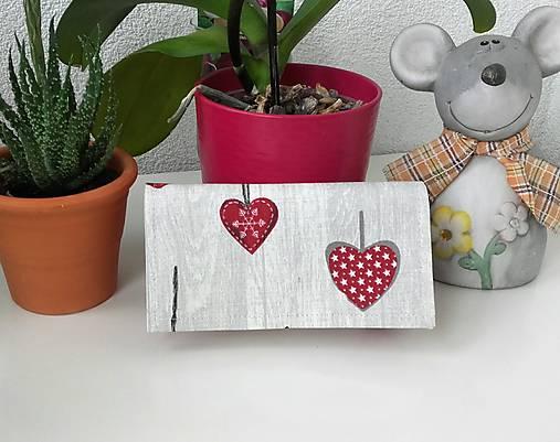 Srdiečková peňaženka