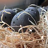 Dekorácie - Veľkonočné betónové vajíčka 2v1 - 7822757_