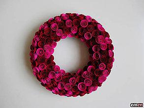 Dekorácie - in bloom_bordeaux - 7823513_