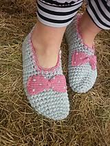 - sivé papuče - 7821656_