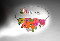 súprava veselé kvety