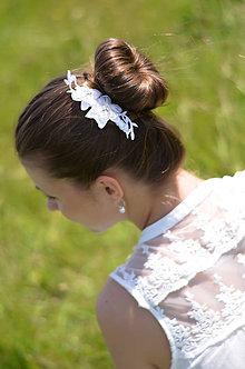 Ozdoby do vlasov - Jar v kučerách - 7827527_