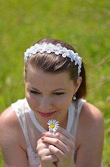 Ozdoby do vlasov - Kvetovo - 7827560_