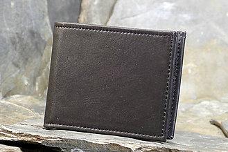 Peňaženky - Kožená peněženka - Alex - 7826387_