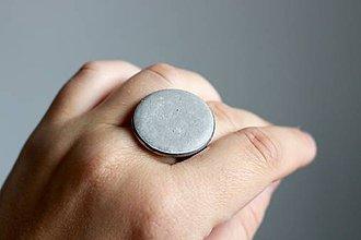 Prstene - Prsteň natur - 7825725_