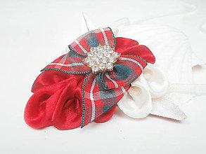 Náhrdelníky - Elegancia a la Chanel - Vianoce de Luxe - 7827680_