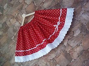 Detské oblečenie - Suknička - 7826300_