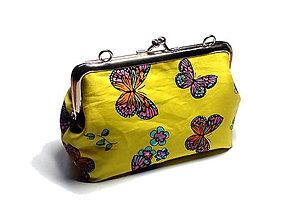 Peňaženky - taštička/peňaženka - 7828032_