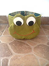 - Košík žabka - 7828106_