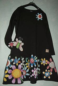 Šaty - La bomba floralIV. - 7828027_