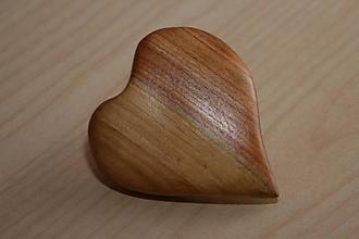Odznaky/Brošne - odznak-slivkové srdce - 7828257_