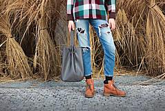 Veľké tašky - City jungle_leather - 7831667_