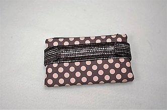 Peňaženky - Della peňaženka bodkovaná - 7832405_
