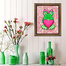 Obrázky - Žabie dekorácie - orient - 7828007_