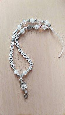 Iné šperky - Talizman pre šťastie na cestách - 7837224_