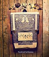 Batohy - Ľudový batôžtek V. - 7834111_