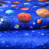 Textil - Across the univerze-hviezdy - 7836723_