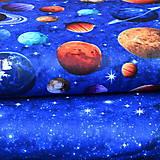 Textil - Across the Universe-planétky - 7836754_