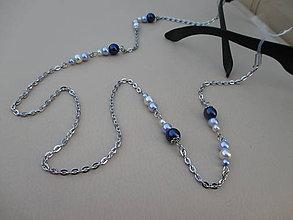 Iné šperky - Retiazka na okuliare-chirurgická oceľ - 7836423_