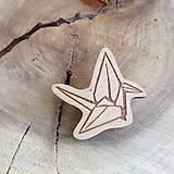 Odznaky/Brošne - Odznak Žeriav - 7835181_