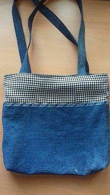 Iné tašky - Riflova taška - 7836934_