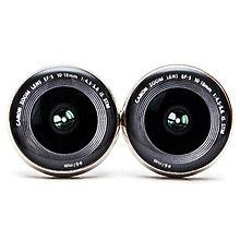Šperky - Manžetky pre vášnivého fotografa - 7836221_