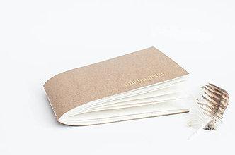 Papiernictvo - minimalism. Natur Sketch Notes - 7835974_