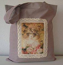 Nákupné tašky - Taška madam - 7834811_