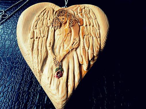 c33ad91d0 Drevené srdce... / m-lady - SAShE.sk - Handmade Dekorácie