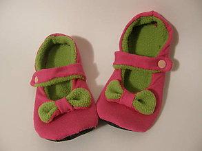 Topánočky - Papučky - balerínky - 7840605_