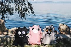 "Batohy - Ruksak ""Tulpack"" Lemur - 7841080_"