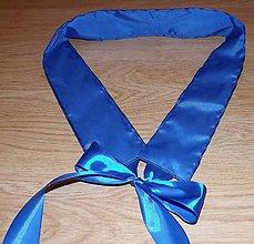 Opasky - Opasok Kraľovský modrý - 7841990_