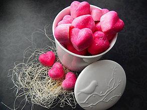 Darčeky pre svadobčanov - Darčeky (nielen) pre svadobných hostí ,, Pink smoothie \