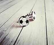 - Manžetové gombíky futbalky - 7842303_