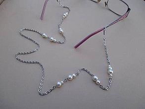 Iné šperky - Retiazka na okuliare - chirurgická oceľ - 7841749_